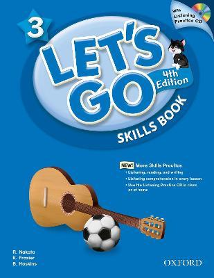 Lets Go: 3: Skills Book