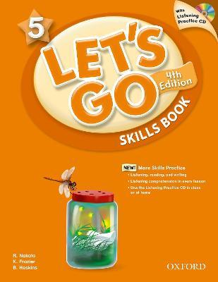 Lets Go: 5: Skills Book