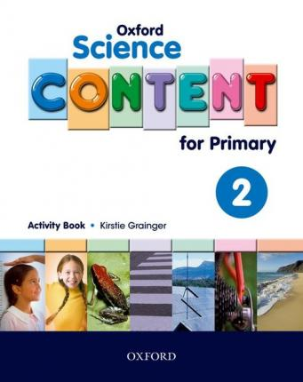 Oxford Science Content for Primary 2 Activity Book