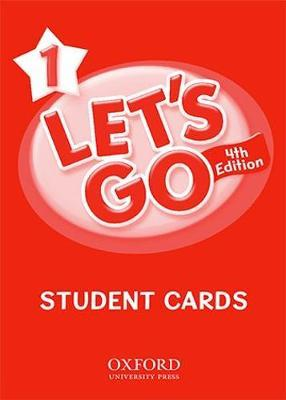 Let's Go: 1: Student Cards