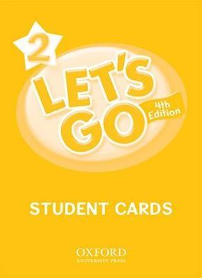 Let's Go: 2: Student Cards