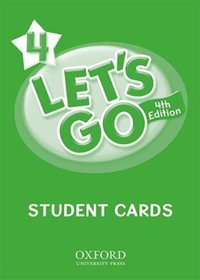 Let's Go: 4: Student Cards