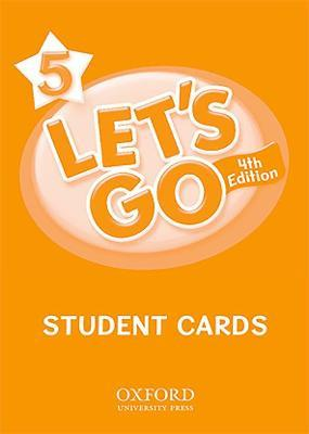 Let's Go: 5: Student Cards