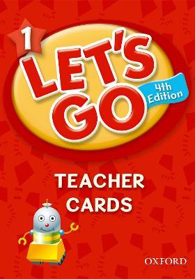Let's Go: 1: Teacher Cards