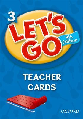 Let's Go: 3: Teacher Cards