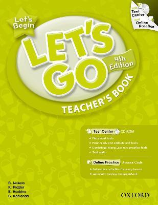 Let's Begin: Teacher's Book With Test Center Pack