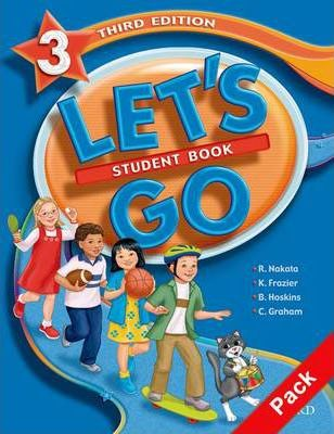 Let's Go: 3: Student Book and Workbook Combined Edition 3A