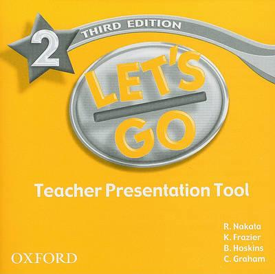 Let's Go: Teacher Presentation Tool 2