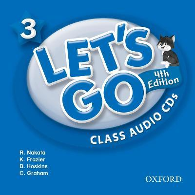 Let's Go: 3: Class Audio CDs