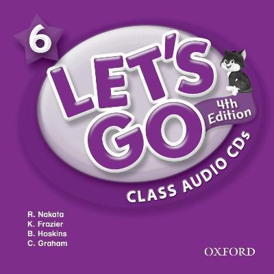 Let's Go: 6: Class Audio CDs
