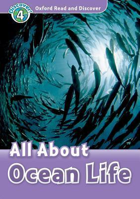 Oxford Read and Discover: Level 4: All About Ocean Life Audio CD Pack
