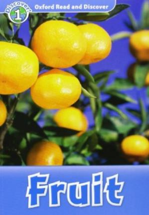 Oxford Read and Discover: Level 1: Fruit Audio CD Pack
