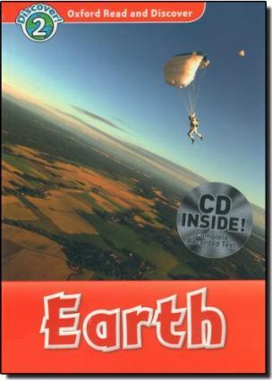 Oxford Read and Discover: Level 2: Earth Audio CD Pack