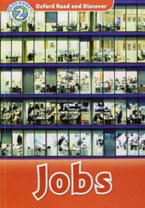 Oxford Read and Discover: Level 2: Jobs Audio CD Pack