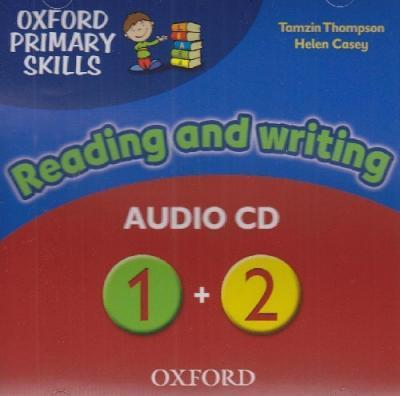 Oxford Primary Skills: 1-2: Class Audio CD