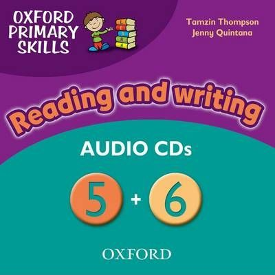Oxford Primary Skills: 5-6: Class Audio CD
