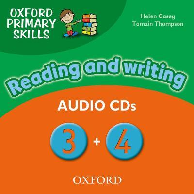 Oxford Primary Skills: 3-4: Class Audio CD