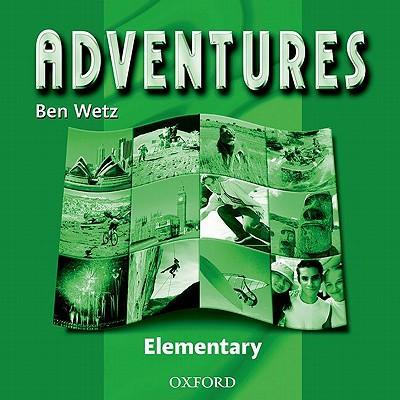 Adventures Elementary: Audio CD