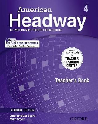 American Headway: Level 4: Teacher's Pack