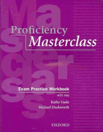 Proficiency Masterclass: Workbook with Key and Audio CD Pack