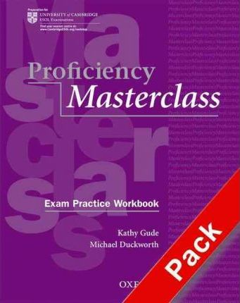 Proficiency Masterclass: Workbook Without Key and Audio CD Pack