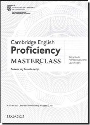 Masterclass Proficiency Teachers Book