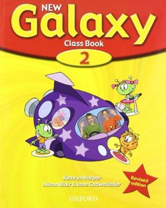 Galaxy 2. Class Book Pack New Edition