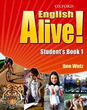 English Alive! 1: Student's Book Pack