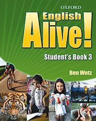 English Alive!, 3º ESO: student's Book
