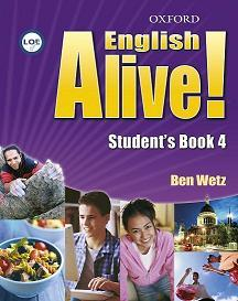 English Alive! 4 Student's Book + multi-ROM