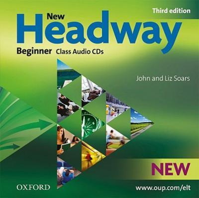 New Headway: Beginner Third Edition: Class Audio CDs (2)