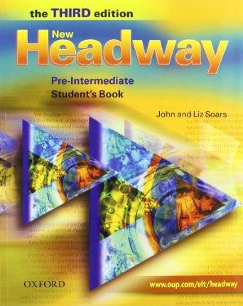 New Headway Pre-Intermediate: Student's Book and Workbook With Answer Key Pack 3rd Edition
