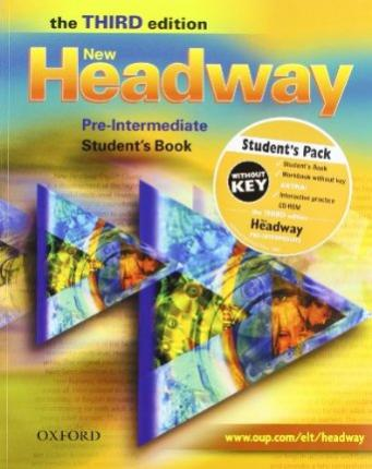 New Headway Pre-Intermediate: Student's Book and Workbook Without Answer Key Pack 3rd Edition
