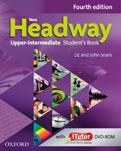 New Headway Upper-Intermediate: Student's Book and Workbook With Answer Key Pack 3rd Edition