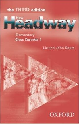 New Headway: Class Cassettes Elementary level