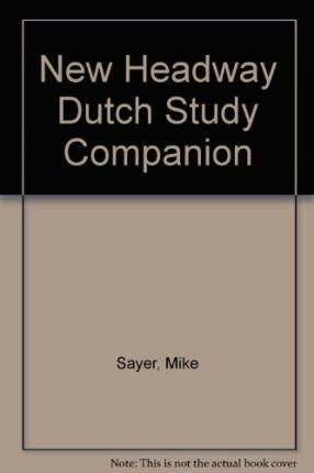 New Headway Dutch Study Companion