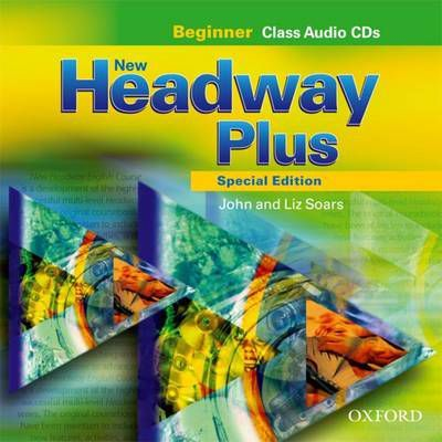 New Headway Plus Beginner Class