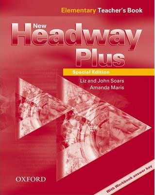 New Headway Plus Special Edition Elementary Teachers Book