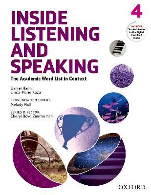Inside Listening and Speaking: Level Four: Student Book