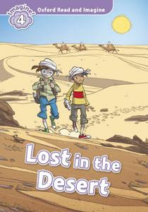 Oxford Read and Imagine: Level 4:: Lost In The Desert audio CD pack