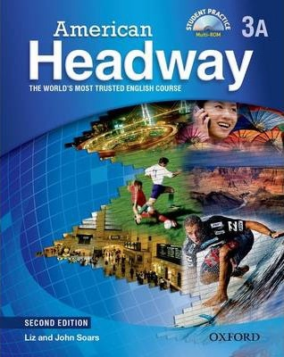 American Headway: Level 3: Split Student Book A with MultiROM