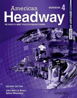 American Headway: Level 4: Workbook