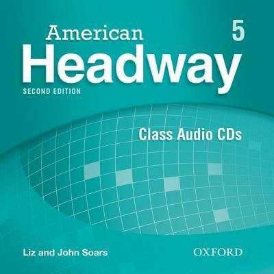 American Headway: Level 5: Class Audio CDs (3)