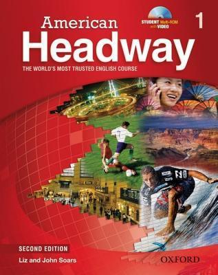 American Headway: Level 1: Student Book with Student Practice MultiROM