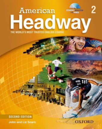 American Headway: Level 2: Student Book with Student Practice MultiROM