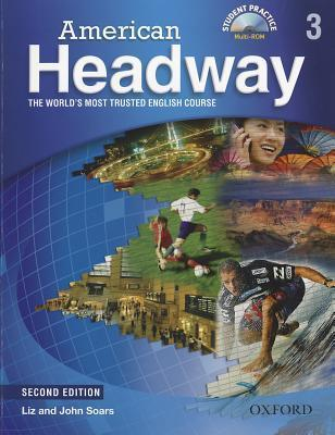 American Headway: Level 3: Student Book with Student Practice MultiROM