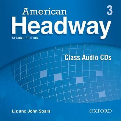 American Headway: Level 3: Class Audio CDs (3)