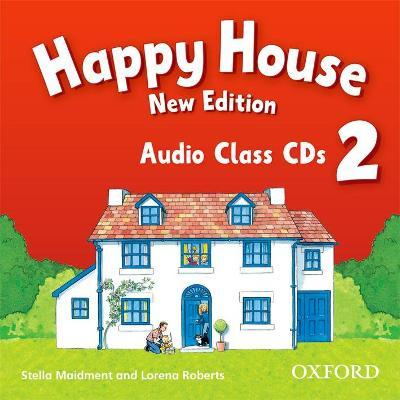 Happy House: 2 New Edition: Class Audio CDs