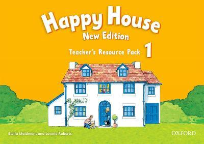 Happy House: 1 New Edition: Teacher's Resource Pack