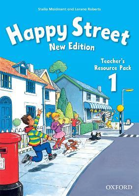 Happy Street: 1 New Edition: Teacher's Resource Pack